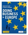 Doing Business in Europe - Book