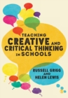Teaching Creative and Critical Thinking in Schools - Book