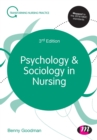 Psychology and Sociology in Nursing - Book