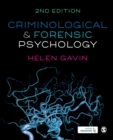 Criminological and Forensic Psychology - Book