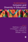 The SAGE Handbook of Inclusion and Diversity in Education - Book