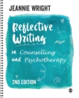 Reflective Writing in Counselling and Psychotherapy - Book