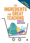 The Ingredients for Great Teaching - eBook