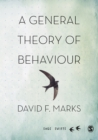 A General Theory of Behaviour - eBook