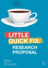 Research Proposal : Little Quick Fix - Book