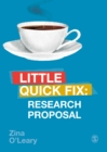Research Proposal : Little Quick Fix - eBook