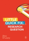 Research Question : Little Quick Fix - eBook