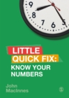 Know Your Numbers : Little Quick Fix - eBook