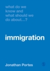What Do We Know and What Should We Do About Immigration? - Book