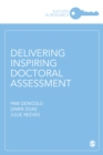 Delivering Inspiring Doctoral Assessment - Book