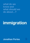 What Do We Know and What Should We Do About Immigration? - eBook