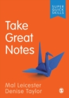 Take Great Notes - Book