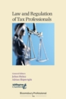Law and Regulation of Tax Professionals - Book