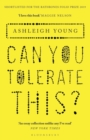 Can You Tolerate This? - Book