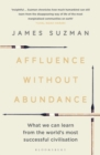 Affluence Without Abundance : What We Can Learn from the World's Most Successful Civilisation - Book