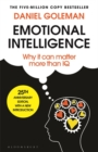 Emotional Intelligence : 25th Anniversary Edition - Book