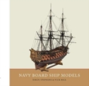 Navy Board Ship Models - Book
