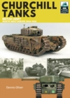 Churchill Tanks : British Army,  North-west Europe 1944-45 - eBook