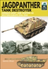 Jagdpanther Tank Destroyer : German Army and Waffen-SS, Western Europe 1944-1945 - eBook