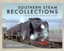 Southern Steam Recollections : A Portrait of the Last Years - eBook