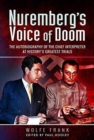 Nuremberg's Voice of Doom : The Autobiography of the Chief Interpreter at History's Greatest Trials - Book
