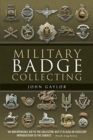 Military Badge Collecting - Book