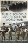 Public Schools and the Second World War - Book