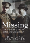 Missing: The Need for Closure after the Great War - Book