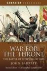War for the Throne : The Battle of Shrewsbury 1403 - Book