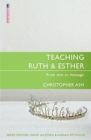Teaching Ruth & Esther - Book