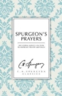 Spurgeon's Prayers - Book