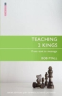 Teaching 2 Kings : From Text to Message - Book