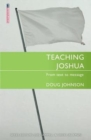 Teaching Joshua : From Text to Message - Book