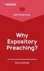 Get Preaching: Why Expository Preaching - Book