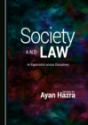 None Society and Law : An Exploration across Disciplines - eBook