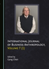 None International Journal of Business Anthropology, Volume 7 (1) - eBook