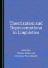 None Theorization and Representations in Linguistics - eBook
