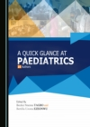 A Quick Glance at Paediatrics - eBook