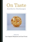 None On Taste : Aesthetic Exchanges - eBook