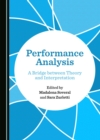 None Performance Analysis : A Bridge between Theory and Interpretation - eBook