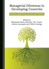 None Managerial Dilemmas in Developing Countries : Business, Marketing, Finance and Tourism - eBook