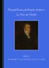 None Daniel-Francois-Esprit Auber's La Part du Diable - eBook