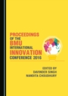 None Proceedings of the BMU International Innovation Conference 2016 - eBook