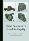 None Exact Sciences in Greek Antiquity - eBook