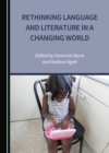 None Rethinking Language and Literature in a Changing World - eBook