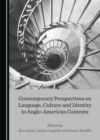 None Contemporary Perspectives on Language, Culture and Identity in Anglo-American Contexts - eBook
