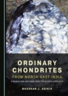 None Ordinary Chondrites from North-East India : A Raman and Infrared Spectroscopic Approach - eBook