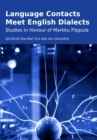 None Language Contacts Meet English Dialects : Studies in Honour of Markku Filppula - eBook