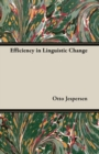 Efficiency in Linguistic Change - eBook