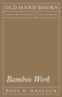 Bamboo Work - eBook